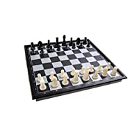 Magnetisches-Brettspiel-kompakte-Reisegre-Schach-magnetische-Spielsteine-Spielbrett-zusammenklappbar-20x20x2cm-Mod-SC5477-DE Quantum Abacus Magnetisches Brettspiel (kompakte Reisegröße): Schach – magnetische Spielsteine, Spielbrett zusammenklappbar, 20x20x2cm, Mod. SC5477 (DE) - Start -