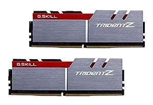 G.SKILL TridentZ Series 32GB (2 x 16GB) 288-Pin DDR4 SDRAM DDR4 3000 (PC4 24000) Intel Z170 Platform Desktop Memory Model F4-3000C15D-32GTZ