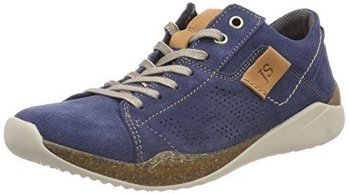 Josef Seibel Damen Ricky 05 Sneaker Blau (Blau)
