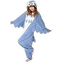 Pijama de Traje de Cosplay de Animal Adulto,Búho
