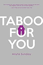 Taboo For You (Friends to Lovers Book 1) (English Edition)