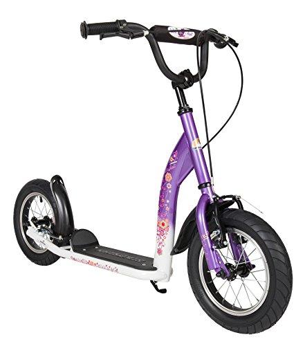 BIKESTAR Patinete infantil | Scooter para niños y niñas a...