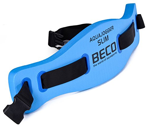 BECO Woman Aqua Jogging Gürtel Schwimmhilfe Schwimmtrainer Fitness bis 70 kg