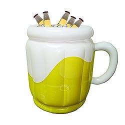 ThumbsUp! 0000102 Aufblasbarer Biereimer, Kunststoff
