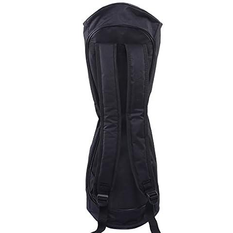 Latinaric Tragbar Schutztasche Tasche für 2 Rollen Waveboard Wellenbrett
