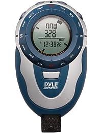 Pyle reloj de bolsillo con brújula digital