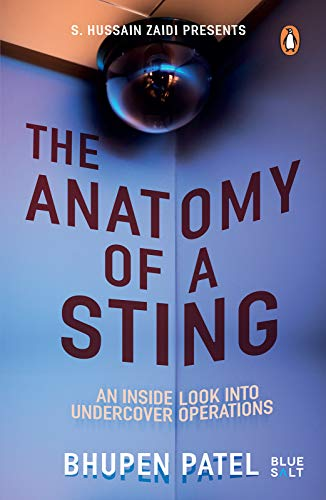 The Anatomy of a Sting (English Edition)