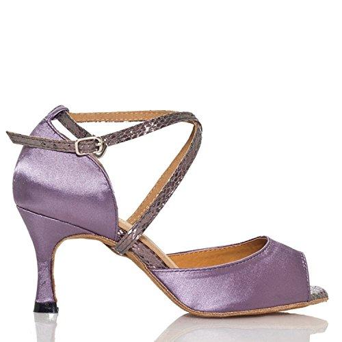 Miyoopark - Ballroom donna Gray-7.5cm heel