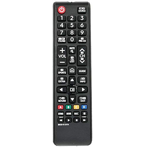 allimity BN59-01247A Mando a Distancia para Samsung LCD LED TV