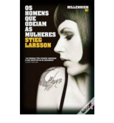 OS Homens Que Odeiam as Mulheres (Paperback)(Portuguese) - Common