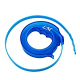 Decdeal Kitchen Sink Drain Snack Bathroom Toilet Drain Cleaning Hair Removal Bathroom Sewage Cleansing Tool