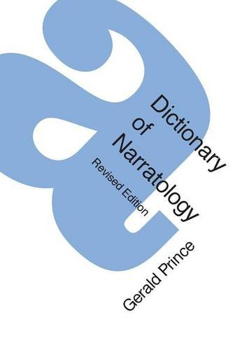 A Dictionary of Narratology (Revised Edition) por Gerald Prince