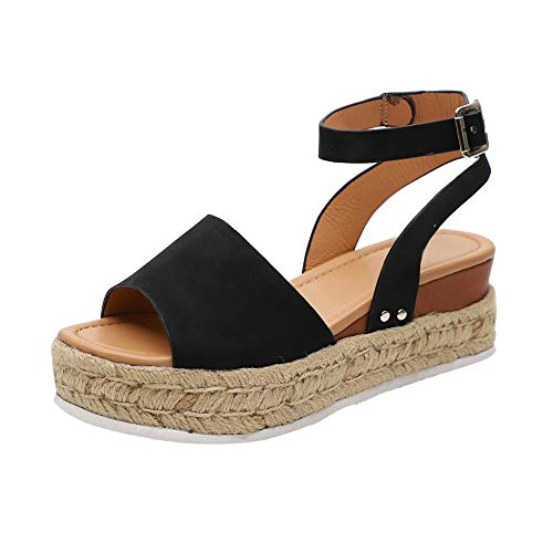 D'aout Chaussures Les Zaveo Plateforme Meilleurs 2019 Compensees g7yvYbf6