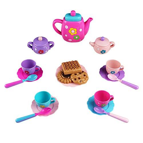 Accessori Cucina Giocattolo Tè Pomeridiano Gioco di Ruolo Bambini