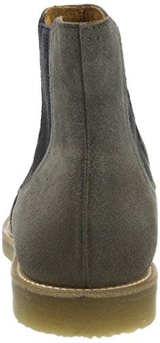 Boss Orange Herren Cuba_Cheb_sdws Chelsea Boots Grau (Medium Grey)