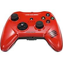 Mad Catz - Mando C.T.R.L.i, Color Rojo (iPhone, iPad, iPod)