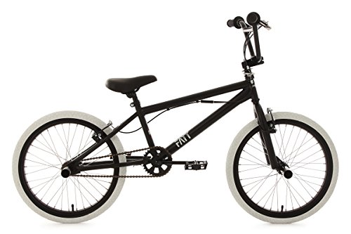 "KS Cycling 603B BMX freestyle Noir 20"""