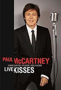 Live Kisses [(+libro)]