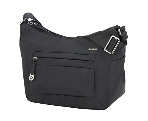 Samsonite Move 2 Should Bag Borsa Messenger, 27 cm, Black