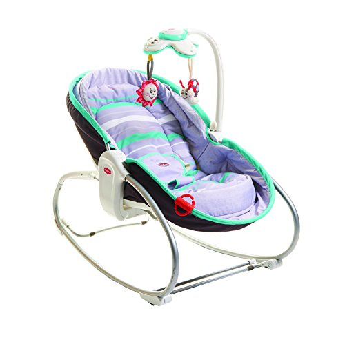 Tiny Love 22218026 3-in-1 Rocker-Napper, türkis/mehrfarbig