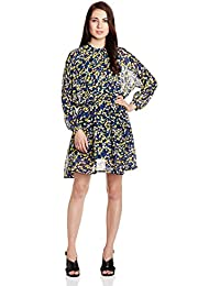Chemistry Women's Rayon A-Line Dress