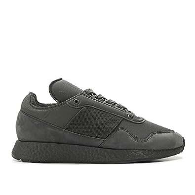 adidas Mens New York Present Arsham Dark GreyBlack Nylon