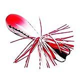 Vaycally 10 Colores Diferentes Hundimiento Spinner Cuchara Cebo Señuelo de la Pesca Artificial Cebo Duro para la Trucha Bass Pike Equipo de Aparejos de Pesca 10 g / 10 cm