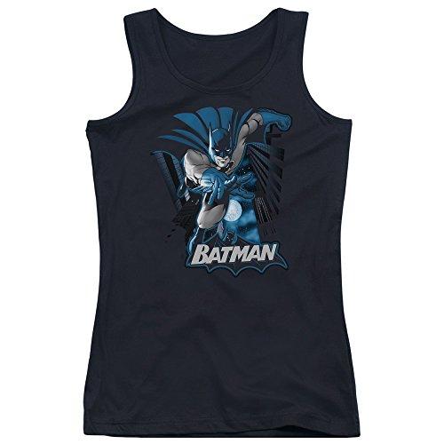 Justice League-bambini, Batman & Gray-Canottiera, colore: blu Nero  nero