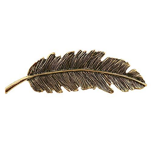 Zegeey Haarspangen Kit Braut FüR Frauen MäDchen Haarnadeln Hochzeit Kopfschmuck Braut Haarschmuck Klammer Hair-Clips Brauthochzeits-Stirnband LäSsig TäGlich(A3-Bronze) - Sommer Bronze Kit