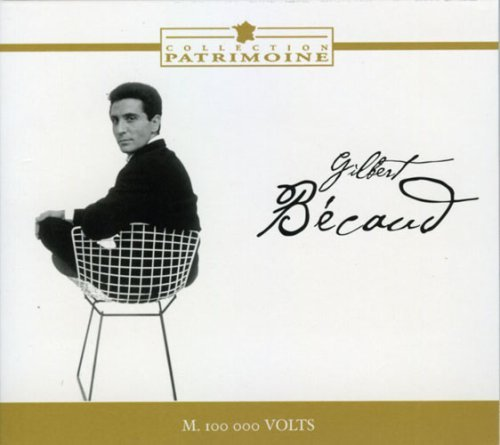 Collection Patrimoine by Gilbert Becaud