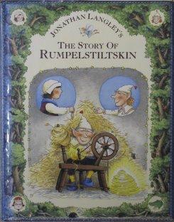 The story of Rumpelstiltskin.