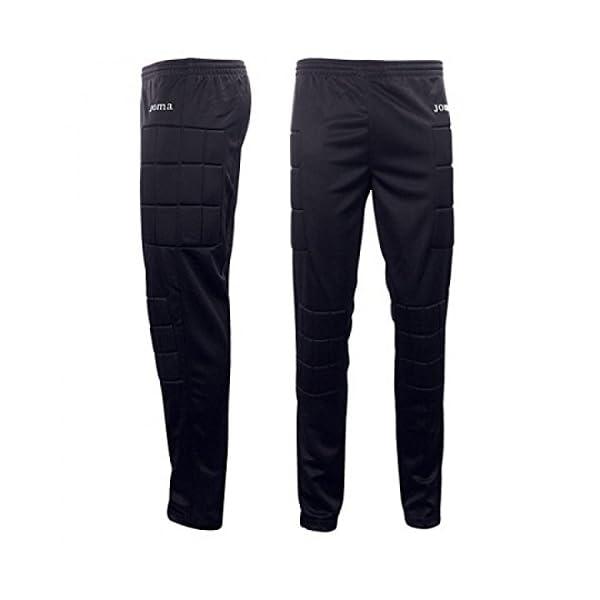 Color Negro Joma Protec Pantal/ón de Portero para Hombre