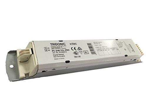 Tridonic Elektronisches Vorschgaltgerät EVG PC 1x40 Watt PL-L TC-L PRO