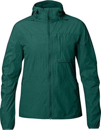 FjallRaven Veste vent High Coast Wind Jacket W Copper Green