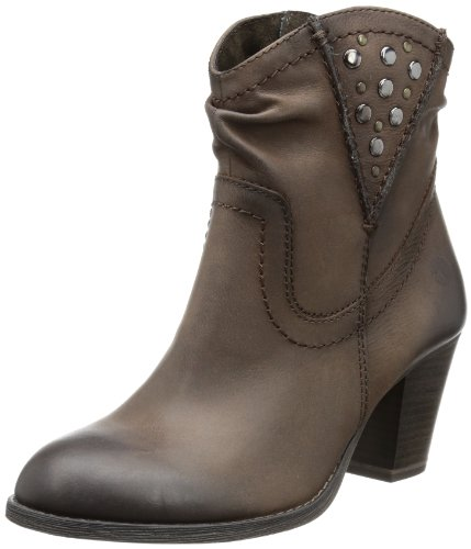 Tamaris - Stivali, Donna Marrone (Braun (MOCCA 304))