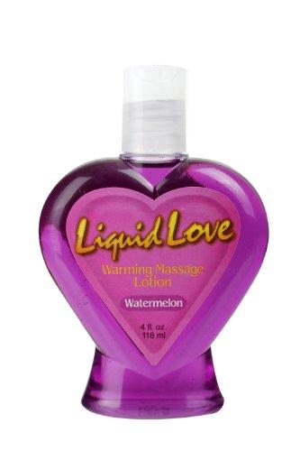 Liquid Love Watermelon 118 ml (Massagenöle) (Aromatisierte Weibliche Kondome)