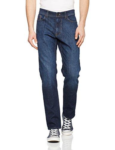 Hattric Herren Straight Jeans Hunter Blau (Mittel Blau 42)