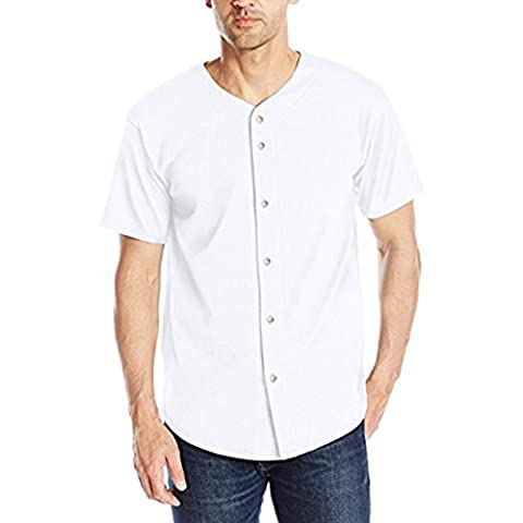 American Apparel - T-shirt - Moderne - Homme - blanc - X-Small