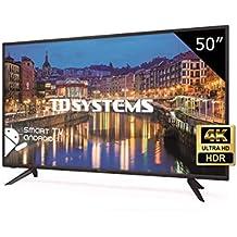 3719a9e6fe8 TD Systems K50DLH8US - Televisor Led 50 Pulgadas Ultra HD 4K Smart