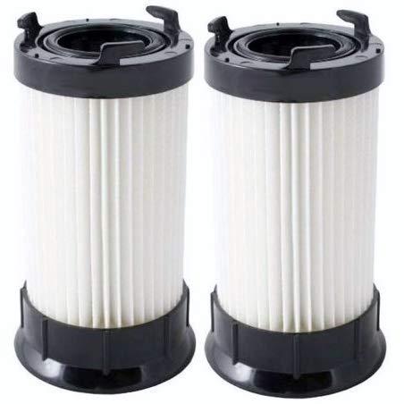 2Eureka dcf-4dcf-18waschbar und wiederverwendbar langlebiges Vakuum Filter; ersetzt Eureka GE DCF1DCF4dcf18Teil # 62132630736177036901850528608-128608b-1, von Casa Leerstellen -