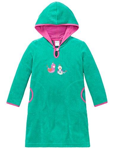 Preisvergleich Produktbild Schiesser Mädchen Bademantel Kids Frotteekleid Grün (Mint 708), 104