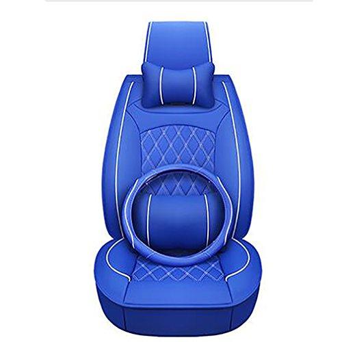 Auto Sitzbezüge Universal Car Seat Protector Innen Zubehör Mesh,Blue (Auto Seat Covers Blue)