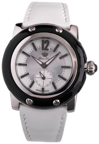 Glam Rock Women's Analogue Watch with Nacre Dial Analogue Display - GR10022