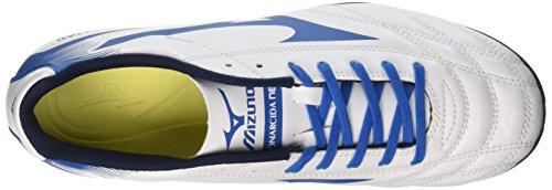 Mizuno Uomo Monarchida Neo Ag Scarpe Da Calcio Multicolore (bianco / Blu Marino / Blu)