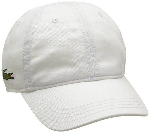 Imagen de lacoste rk3106 polo, blanc , 6 9 años talla del fabricante 6/9 a para niños