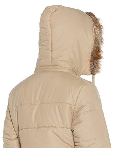 Qube By Fort Collins Women's Cape Jacket (39197_Khakhi_XXL)