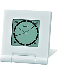 Despertadores Unisex LORUS CLOCKS DIGITAL LHL028W