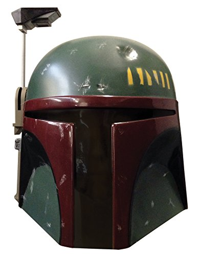 Star Wars tm Boba Fett tm Collectable Full Overhead Adult Helmet