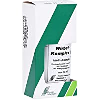 WIRBEL Komplex L Ho-Fu-Complex Tropfen 50 ml Tropfen preisvergleich bei billige-tabletten.eu