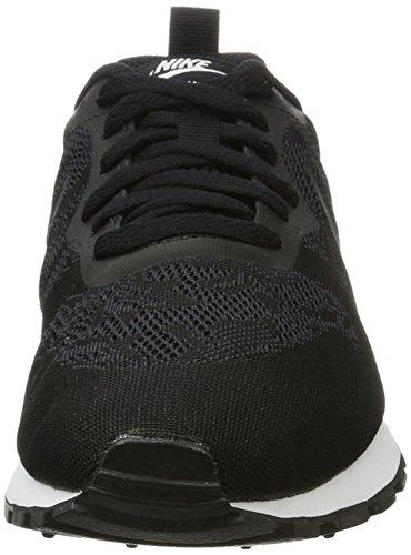 Nike 902858, Scarpe da Ginnastica Basse Donna Multicolore (001 Negro)